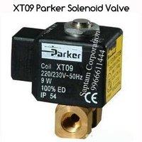 XT09 PARKER SOLENOID VALVE