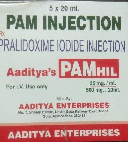 Pralidoxime Iodine Injection