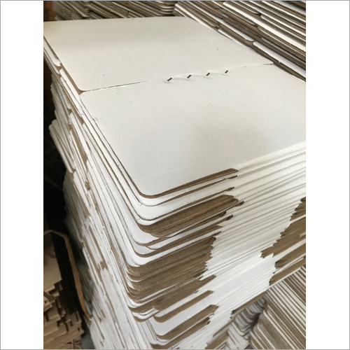 White Corrugated Packaging Boxes