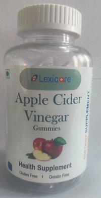 Apple Vinegar Gummy Candy