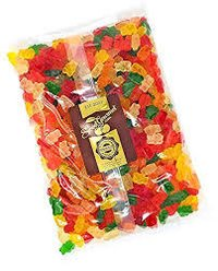 Iron and Multivitamin Gummy Candy