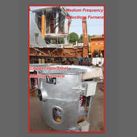 Medium Frequency Inductions Furnace