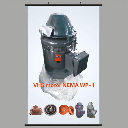 VHS Motor Nema WP-1