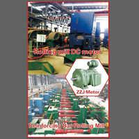 Reinforcing Bar Rolling Mill