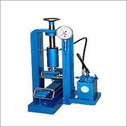 Digital Flexure Testing Machine