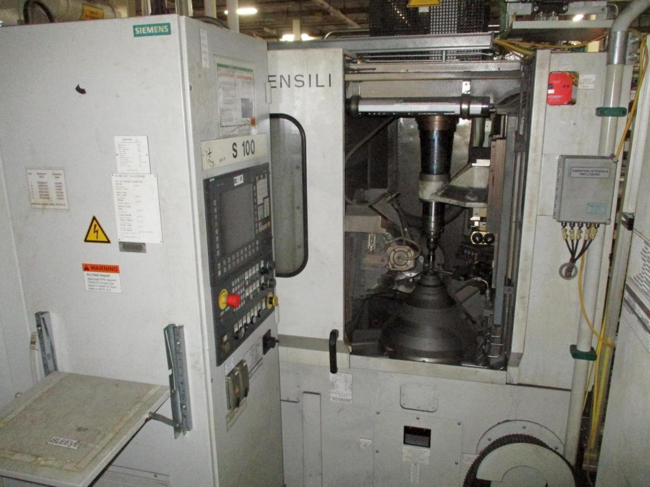 CNC Gear Hobbing Machine Samputensili S 100