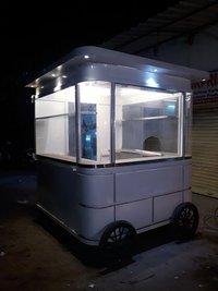 Kiosk Food Cart