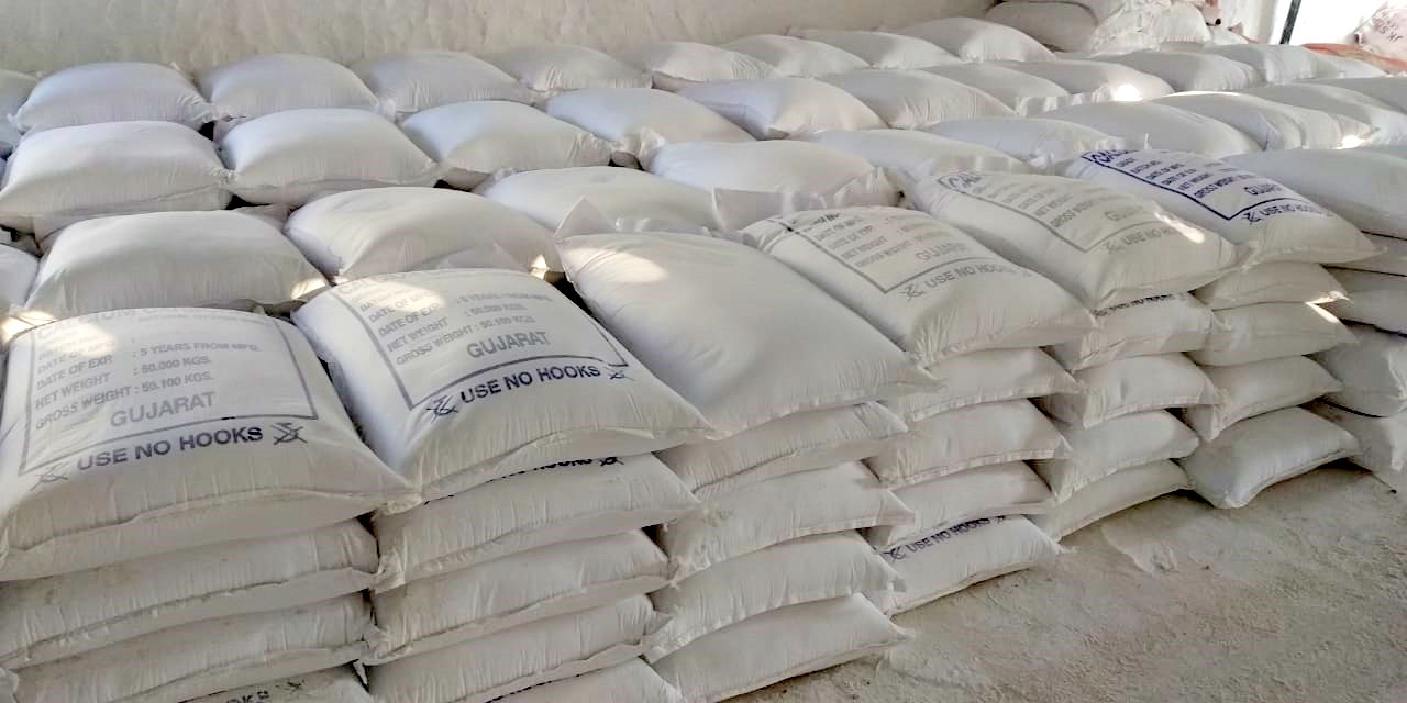 Oyster Shell Calcium Carbonate Powder