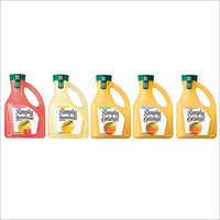 Edible Oil Digital Label