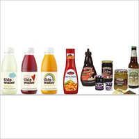 Food Industry Label