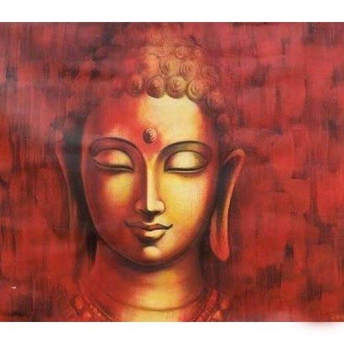 Spiritual Buddha Paintings