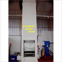 Cryogenic Liquid Plant