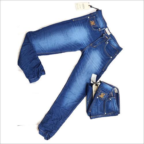Branded Lycra Denim Jeans