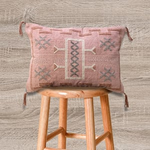 Hand made Cactus Moroccan Decorative Cushion Pillow Covers