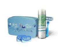 Gillette Women Venus Shaving Regimen Kit with Pouch