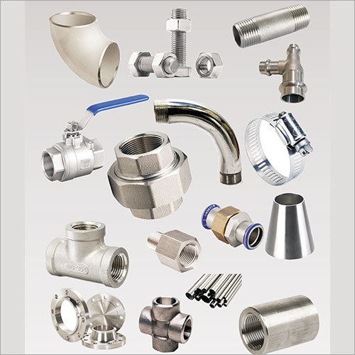 Stainless Steel Fitting Items