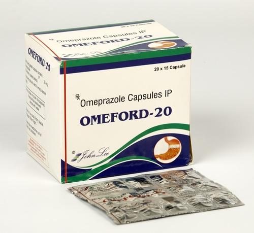 Omeprazole IP 20 MG