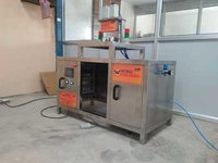 Lotion Pump Leakage Testing Machine