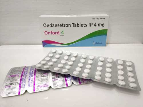 Ondansetron Hydrochloride 4 Mg