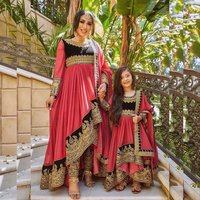 FANCY MOTHER DOUGHTER DRESS COLLECTION