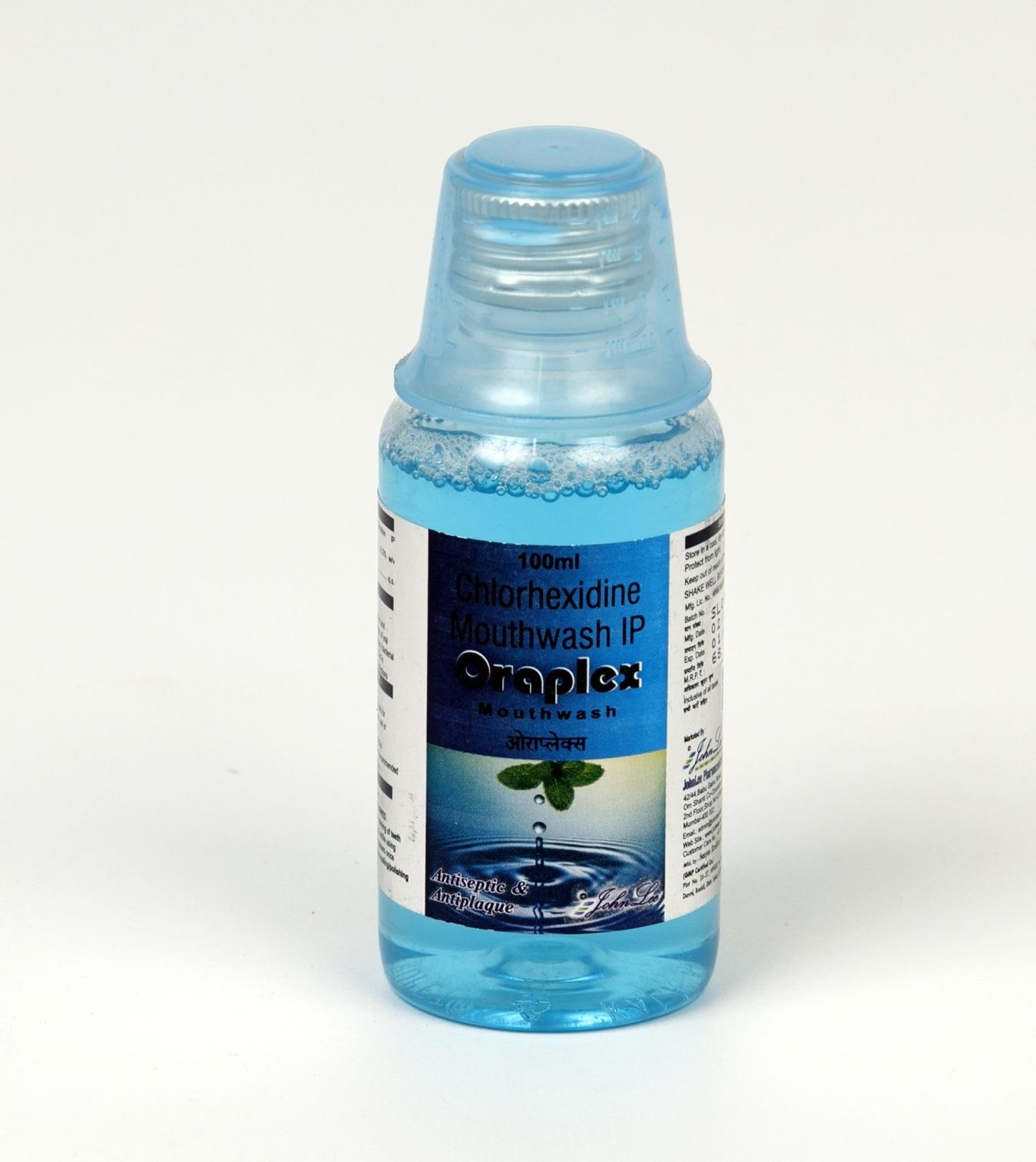Chlorhexidine Gluconate 0.2% W/W
