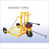 Heavy Hydraulic Trolley