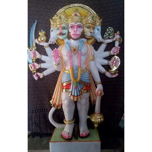 Lord Panch Mukhi Hanuman Statue