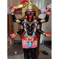 Marble Goddess Maha Kali Statue