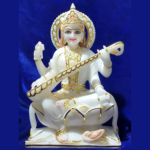 Sarswati Mata Statue