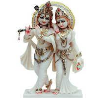 Goddess Radha Krishna Moorti