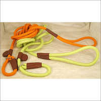 Florescent Polyester Cord  Dog Leash