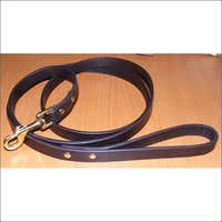 Saddle Leather Dog Leash