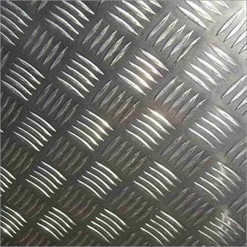Industrial Stainless Steel Chequered Plate