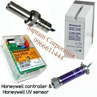 HONEYWELL CONTROLLER & HONEYWELL UV SENSOR