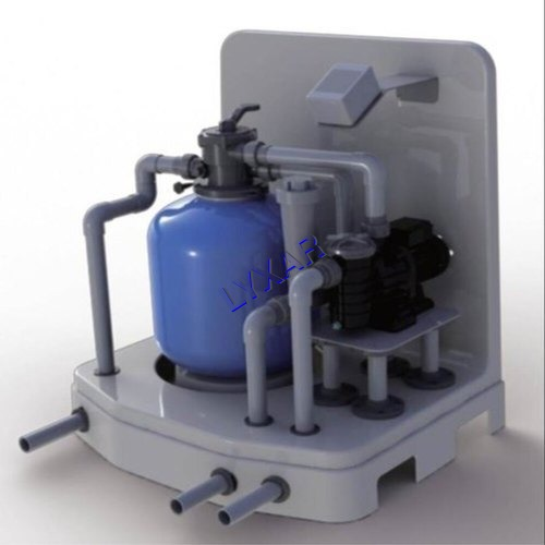Swimming pool Combo Sand Filters