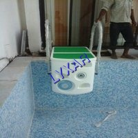 Swimming Pool Pipeless Filtration System