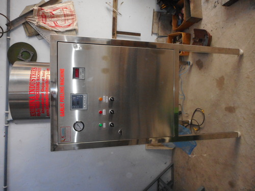 Dry Garlic Peeling Machine