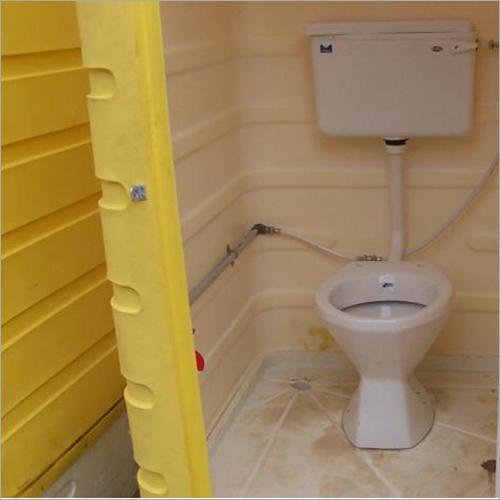 Steel Toilet Cabins