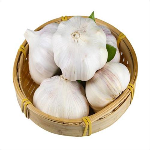 White Dry Garlic