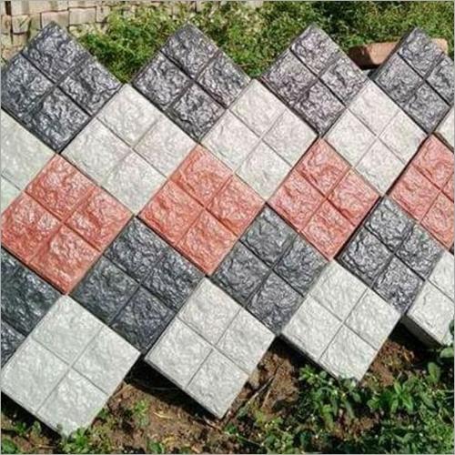 Plastic Tiles Mould