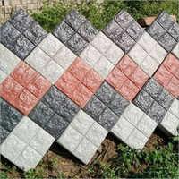 PVC Coval Tile Mould