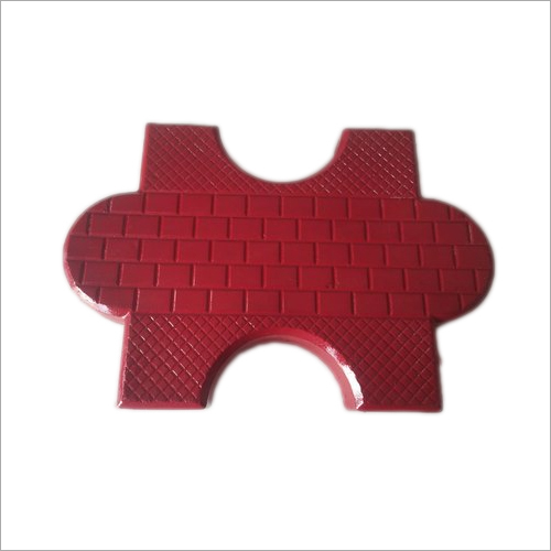 Interlocking Paver Block Mould