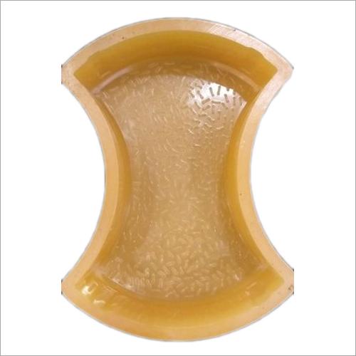Round Dumble PVC Plastic Paver Mould