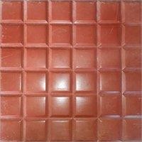 Rubber Square Floor Tile Mould