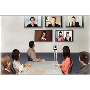Audio And Video Conference System