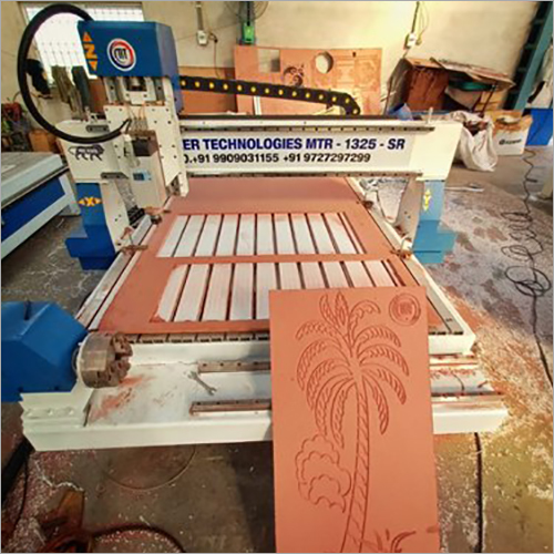 Air Cooled CNC Router Machine