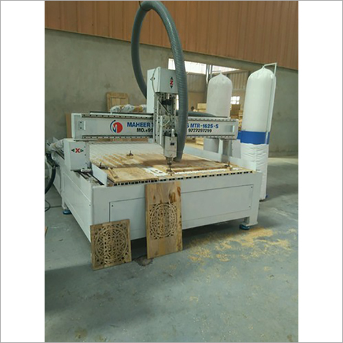 CNC Wood ROUTER Cutting Machine