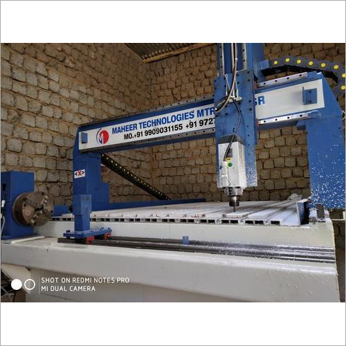 High Speed 4 Axis CNC Router Machine
