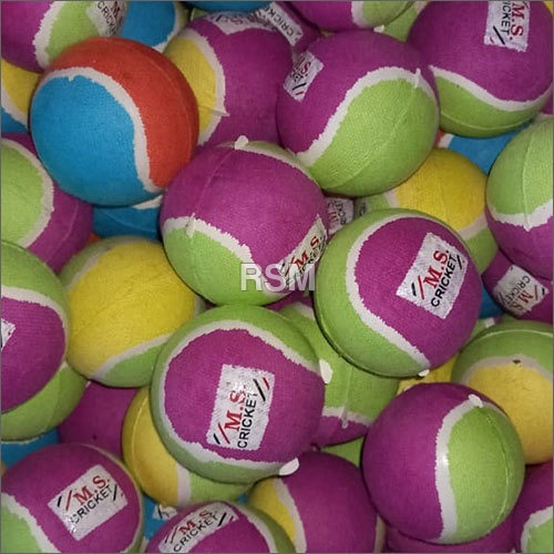 Cotton Tennis Ball