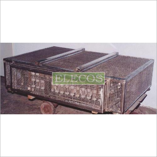 Roof Mounted Resistor Harmonic Filter